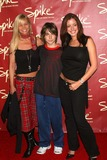 Penelope Jimenez Photo - Spike Tv Launch Party Playboy Mansion Los Angeles CA 06102003 Photo by Ed Geller  Egi  Globe Photos Inc 2003 Julie Mc Cullough and Penelope Jimenez with Marsden Hefner (Hugh Hefners Son)