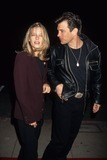 Bridget Fonda Photo - Chris Isaak with Bridget Fonda From Dusk Till Dawn Premiere at Cinerama Dome in Hollywood 1996 K3663lr Photo by Lisa Rose-Globe Photos Inc