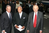 Mayor Bloomberg Photo - Funeral Service For Brooke Astor at St Thomas Church on Fifth Avenue and 53rd Street on 08-17-2007 Photo by William Regan- Globephotos Inc 2007 Mayor Bloomberg_ed Koch_david Dinkins