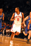 Latrell Sprewell Photo - New York Knick Vs Magic at Madison Sqaure Garden  New York City 02282003 Photo John Barrett Globe Photos Inc 2003 Latrell Sprewell