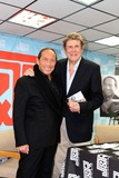 Cousin Brucie Morrow Photo - Paul Anka Signs His Book and Cd at J  R Music in Manhattan Bruce Cotler 2013 Paul Anka and Bruce Cousin Brucie  Morrow