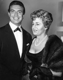 Anthony Franciosa Photo - Photo Globe Photos Inc Shelley Winters and Husband Anthony Franciosa in the 1960s Shelleywintersretro