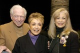 Sidney Sheldon Photo - Anna Marie Alberghetti with Sidney Sheldon and Wife Alexandra Sheldon at Sidney Sheldons 88th Birthday Party at the Camelot Theater in Palm Springs CA 2-10-2005 Photo Byned Redway-Globe Photos Inc 2005