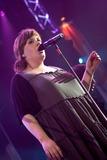 Adele Photo - Mark Ronson-live Concert-electric Proms the Roundhouse Camden London United Kingdom 10-24-2007 Photo by Amanda Rose-richfotocom -Globe 002055 Adele