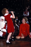 Aileen Quinn Photo - 1982 Aileen Quinn and Nancy Reagan Photo by Brad MarkelGlobe Photos Nancyreaganretro
