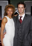 Michelle Hurd Photo - Michelle Hurd and Garret Dillahunt During the Premiere of the New Movie From Miramax Films No Country For Old Men Held at the El Capitan Theatre on November 4 2007 in Los Angeles Photo by Michael Germana-Globe Photosinc