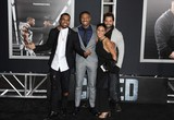 Adrian Bellani Photo - Michael B Jordan Emmanuelle Chriqui Adrian Bellani attending the Los Angeles Premiere of Creed Held at the Regency Village Theater in Westwood California on November 19 2015 Photo by David Longendyke-Globe Photos Inc