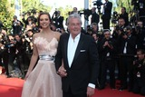 Alain Delon Photo - Actor Alain Delon and Marine Lorphelin Attend the Premiere of Zulu During the 66th Cannes International Film Festival at Palais Des Festivals in Cannes France on 26 May 2013 Photo Alec Michael