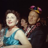 Art Linkletter Photo - Art Linkletter with Wife Lois Foerster Tv Academy New Year Ave Party at Hilton Hotel Hfe374 Supplied by Globe Photos Inc Artlinkletterretro