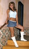 Traci Bingham Photo - Traci Bingham Website Launch Party at the Spider Club Hollywood CA 101304 Photo by ClintonhwallaceipolGlobe Photos Inc 2004 Leslie Gomez