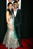Akshay Kumar Photo - Akshay Kumar and Deepika Padukone Arrive For the Premiere of Chandni Chowk to China at the Amc Empire 25 Theater in New York on January 8 2009 Photo by Terry GatanisGlobe Photos Inc