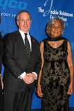 Rachel Robinson Photo - the Jackie Robinson Foundation Honors Charles B Rangel and John a Thain at the Waldorf Astoria Hotel in New York City 03-07-2005 Photo by Mitchell Levy-rangefinder-Globe Photos Inc 2005 Michael Bloomberg and Rachel Robinson