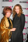 Anne Volokh Photo - 7th Annual Hollywood Life Breakthrough of the Year Awards Music Box at the Fonda Hollywood California 12-09-2007 Leslie Mann and Anne Volokh - Publisher of Hollywood Life Magazine Photo Clinton H Wallace-photomundo-Globe Photos Inc