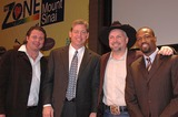 Harold Reynolds Photo - L to R Jason Giambi Troy Aikman Garth Brooks Harold Reynolds K46673kr MT Sinai Hospital New Zone Dedication of New Zone For Sick Kids New York City 02-07-2006 Photo Ken Rumments-Globe Photos Inc