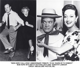 Betty Hutton Photo - Bob Hope S All-star Anniversary Tribute to 30 Years of Tv Comedy Bob Hope with Betty Hutton (Left) and Dorothy Lamour Credit NbcGlobe Photos Inc
