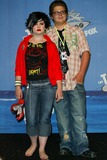 Jack  Osbourne Photo - Teen Choice Awards at the Universal Amphitheatre Los Angeles CA Kelly and Jack Osbourne Photo by Fitzroy Barrett  Globe Photos Inc 8-4-2002 K25524fb (D)