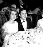 Bob Crane Photo - Bob Crane and Wife at the Emmy Awards a923-15b Nate CutlerGlobe Photos Inc