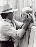 Michael London Photo - Michael London with Melissa Sue Anderson Four Eyes on Little House on the Prairie Supplied by Globe Photos Inc