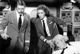 Peter Graves Photo - Chad Everett Julie Hagerty and Peter Graves in Airplane Ii--the Sequal 1982 A2 5022-23 Supplied by Globe Photos Inc Movie Stills