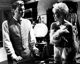 Kim Novak Photo - Laurence Harvey and Kim Novak in of Human Bondage 1964 Supplied by Globe Photos Inc Kimnovakretro