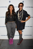 Vanessa Simmons Photo - G Star Raw Presents NY Raw Special Edition Springsummer 2011 Collection Red Carpet Celebrity Arrivals Pier 94 NYC 09-14-2010 Photos by Sonia Moskowitz Globe Photos Inc 2010 Angela Simmons and Vanessa Simmons
