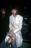 Anna Wintour Photo - Calvin Klein Spring 98 Fashion Show Anna Wintour Photorose HartmanGlobe Photos Inc