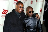Andre Harrell Photo - Sd1118 Happy Birthday P Diddy Live From New York 2002 at the Supper Club in New York City Photo Byrick MacklerrangefinderGlobe Photos Inc