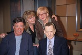 Alan Thicke Photo - Sally Struthers with Sally Jessy  Alan Thicke and Tony Randall Photo by Judie Burstein-Globe Photos Inc
