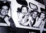 Jackie Gleason Photo - The Honeymooners Jackie Gleason Audry Meadows Art Carney  and Joyce Randolph Photo Supplied by Globe Photos Inc
