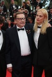 Helmut Berger Photo - Actors Helmut Berger and Aymeline Valade Attend the Premiere of saint-laurent During the 67th Cannes International Film Festival at Hotel Majestic in Cannes France on 17 May 2014 Photo Alec Michael