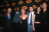 Christopher Wiehl Photo -  462000 the Joni Mitchell Tribute Live Concert at the Hammerstein Ballroom in NYC Bull Cast Photo Malik Yoba George Newborn Elizabeth Rohm Unidentified Alicia Coppla and Christopher Wiehl Photo by Sonia MoskowitzGlobe Photos Inc