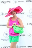 ANNIKA CONNOR Photo - The Town and Country Vip Tent at the Opening Day of Bridgehampton Polo Two Trees Farm Bridgehampton NY July 19 2014 Photos by Sonia Moskowitz Globe Photos Inc 2014 Annika Connor