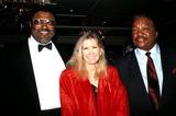 Rosey Grier Photo - Paul Winfield_rosey Grier_susan Howard Photo by Bob V NobleGlobe Photosinc 1991 Paulwinfieldretro
