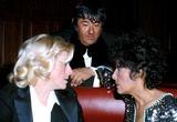 Lena Horne Photo - Buddyhackettretro M8004b Buddy Hackett_rosemary Clooney_lena Horne Photo by Richard Nairin  Globe Photosinc