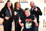Anvil Photo - Steve-o Anvil Actor  Rock Group 2009 Mtv Movie Awards Arrivals Held at the Gibson Amphitheater in Universal City California on May 31 2009 Photo by Graham Whitby Boot-allstar-Globe Photos Inc 2009
