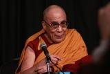 His Holiness the Dalai Lama Photo - His Holiness the Dalai Lama Visits New York Press Conference Radio City Music Hall NYC 05-20-2010 Photos by Sonia Moskowitz Globe Photos Inc 2010 the Dalai Lama