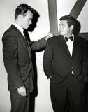 Buddy Hackett Photo - Buddy Hackett and Skip Homeier in Dan Raven 1960 Photo by SmpGlobe Photos Inc Buddyhackettretro