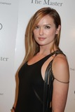 Kaylee DeFer Photo - The Master Screening the Ziegfeld Theater NYC September 11 2012 Photos by Sonia Moskowitz Globe Photos Inc 2012 Kaylee Defer