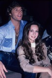 Andy Gibb Photo - Andy Gibb with Mary Crosby Photo by Alan Adler-Globe Photos Inc