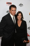 Anthony Lapaglia Photo - Actor Anthony Lapaglia and Gia Carides Attend the Gday USA Los Angeles Black Tie Gala at Hotel Jw Marriott in Los Angeles USA on 12 January 2013 Photo Alec Michael