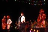 Bee Gees Photo - Bee Gees with John Travolta Photo by Globe Photos Inc Mauricegibbretro