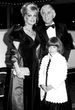 Aaron Spelling Photo - Aaron Spelling with Wife Candy and Daughter Tori at the Westwood Shrine Club Honors Aaron Spelling 1291981 11967 Photo by Phil RoachipolGlobe Photos Inc