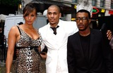 Ashley Walter Photo - Javine Hylton and Harvey and Ashley Walters Singer Rapper and Actors at the Hancock Film Premiere Vue Cinema West End London 06-18-2008 Photo by Neil Tingle-allstar-Globe Photos