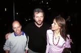 Scott Hamilton Photo - True West Premiere Circle in the Square Theatre New York City 03-09-2000 Aidan Quinn Scott Hamilton Photo by Rick Mackler-rangefinder-Globe Photos Scotthamiltonretro
