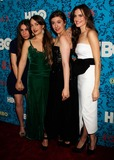 Lena Dunham Photo - The Cast Zosia Mamet Jemima Kirke Lena Dunham and Allison Williams Arrive For the Hbo Premiere of Girls at the Sva Theatre in New York on April 4 2012 Photo by Sharon NeetlesGlobe Photos Inc