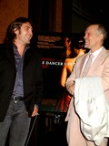 Nan Talese Photo - JAVIER BARDEM AND DIRECTOR JOHN MALKOVICHK30293MLPREMIERE OF THE DANCER UPSTAIRSHOSTED BY FOX SEARCHLIGHT PICTURES AND GAY AND NAN TALESE AT THE BRYANT PARK HOTEL SCREENING ROOM AND CELLEAR BAR IN NEW YORK CITY4292003PHOTO BYMITCHELL LEVYRANGEFINDERGLOBE PHOTOS INC  2003