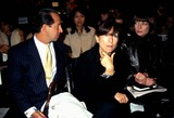 Ron Galotti Photo - Sd1028 Carolina Herrera Spring Collection 97 Anna Wintour and Ron Galotti Photo Byrose HartmanGlobe Photos Inc