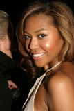 Amerie Photo - Celebrities Attend the Max Azria Fashion Show Mercedes-benz Fashion Week Bryant Park Tents New York City 02-03-2008 Photo by Barry Talesnick-ipol-Globe Photos 2008 Amerie
