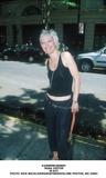 Nana Visitor Photo - 080901 Nana Visitor in NYC Photo Rick MacklerrangefinderGlobe Photos Inc