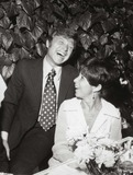 Steve Lawrence Photo - Steve Lawrence and Eydie Gorme Photo Nate CutlerGlobe Photos Inc